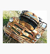 1954 Chevy 4400  Photographic Print