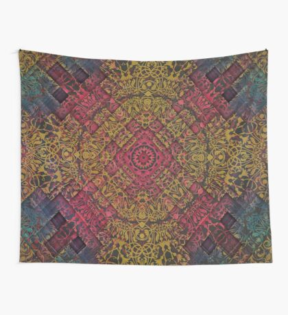 Magic 3 Wall Tapestry