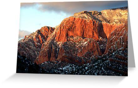 Kolob Canyon Plateau by Bob Christopher