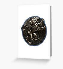 The Elder Scrolls Online-Daggerfall Covenant  Greeting Card