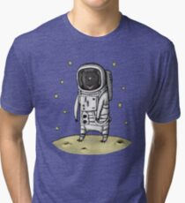 Moon Bear Tri-blend T-Shirt