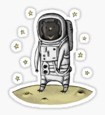 Moon Bear Sticker