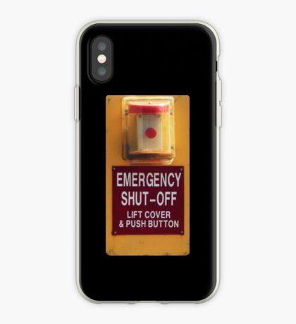 Shiny Candylike Button iPhone Case