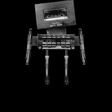 Cassette Robot, or Cassbot if you will by mattwest