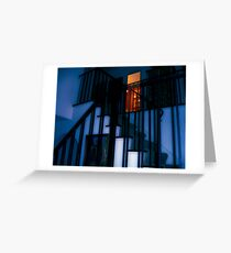 Mom's Staircase Greeting Card