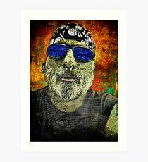 Self Portrait #16 Art Print