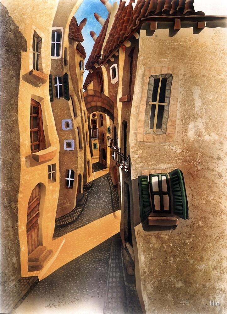 Toledo by lillo