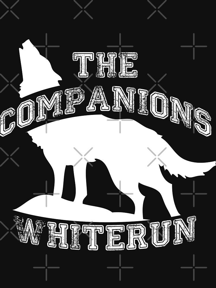 The companions of Whiterun - White by LabRatBiatch