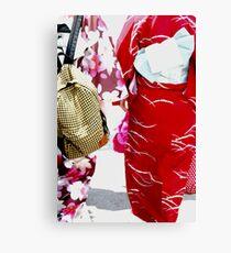 Kimonos Canvas Print
