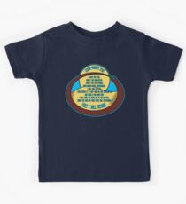 Litany Against Fear Kids Clothes