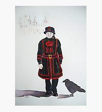 Yeoman Warder Photographic Print