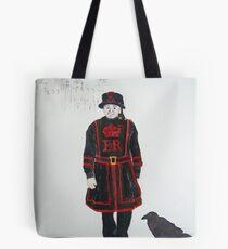 Yeoman Warder Tote Bag