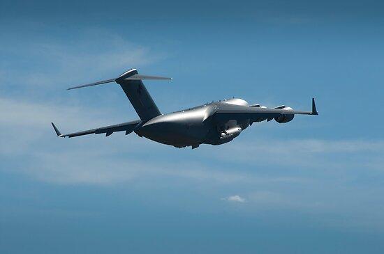 C-17 Globemaster - RAAF Pearce Airshow 2012 by palmerphoto