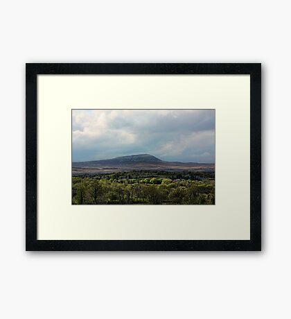 Lovely Leitrim Framed Print