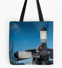 Lockheed AP-3C Orion Propeller and Engine Tote Bag