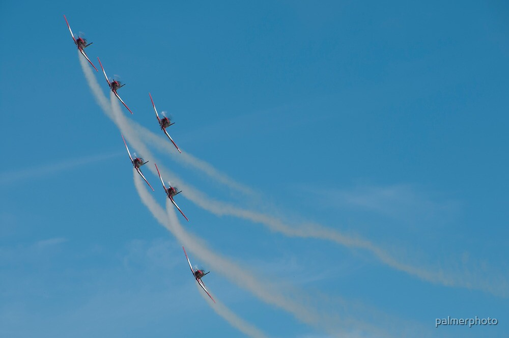 RAAF Roulettes by palmerphoto