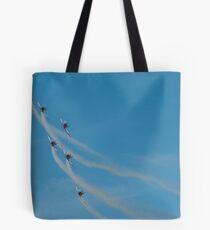RAAF Roulettes Tote Bag