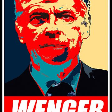 "Obey ""Arsene Wenger"" by smoothfreeze"