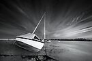 Tide Up BW by Andy Freer