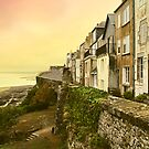 Granville, Normandy. by John Lines