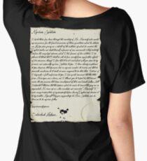 My dear Watson  Women's Relaxed Fit T-Shirt