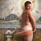 The Kidnapping of Ganymede by Yanko Tsvetkov