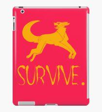 Survive iPad Case/Skin