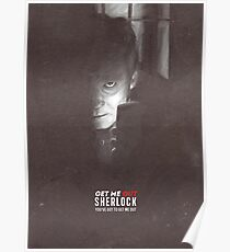 Get Me Out, Sherlock. Poster