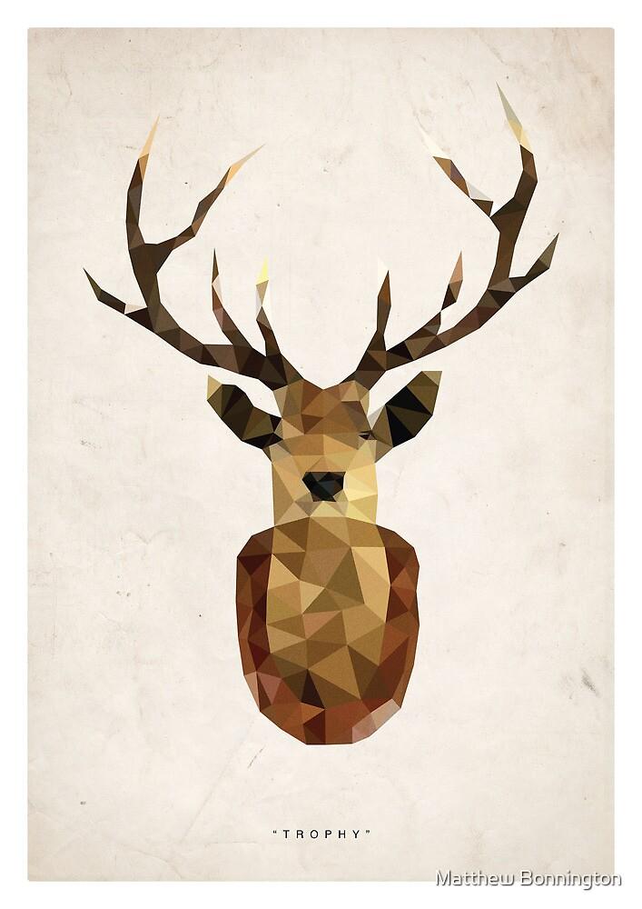 """Polygon """"Trophy"""" by Matthew Bonnington"""