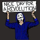 Nice Day for a Revolution by EsotericExposal
