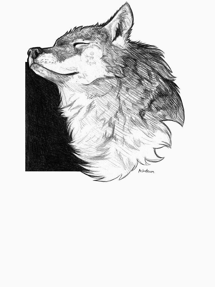 Sunny Wolf by e-pona