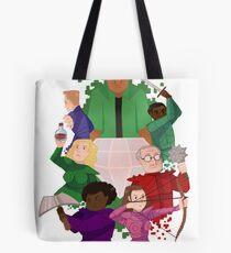 Six seasons and a movie Tote Bag