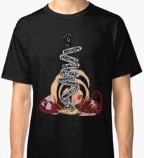 This Way Lies Madness Classic T-Shirt