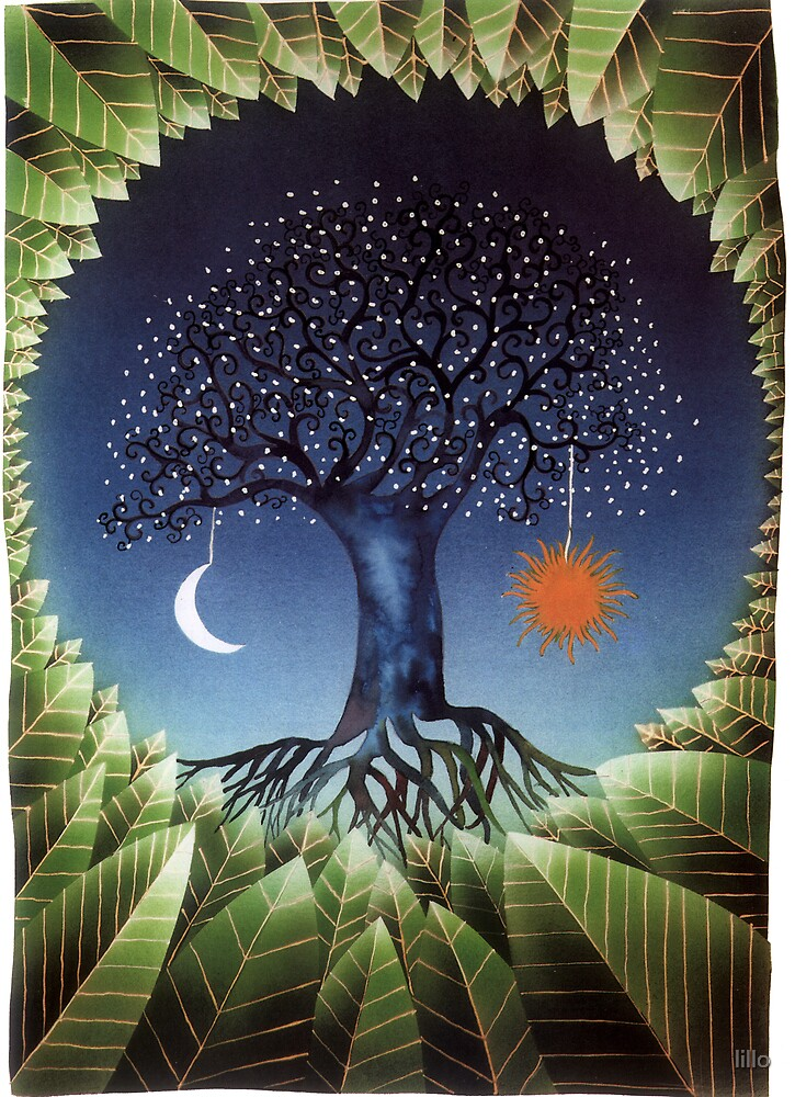 The tree of life by lillo