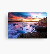 Saltwater Beach NSW Australia Canvas Print
