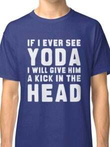 WTF IS YODA ??? Classic T-Shirt