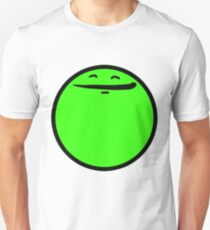 Happy Face (Green) T-Shirt
