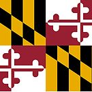 Flag of Maryland by iEric