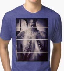 Dapper Boy Rih Tri-blend T-Shirt