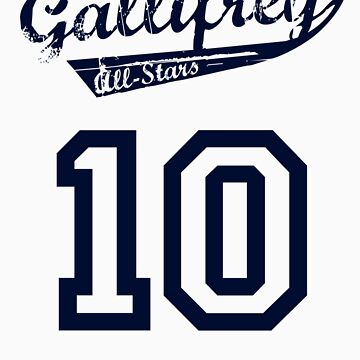 Gallifrey All-Stars: Ten (alt) by twig3721