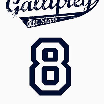 Gallifrey All-Stars: Eight (alt) by twig3721