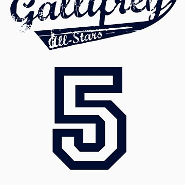 Gallifrey All-Stars: Five (alt) by twig3721