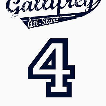 Gallifrey All-Stars: Four (alt) by twig3721