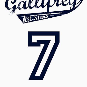 Gallifrey All-Stars: Seven (alt) by twig3721