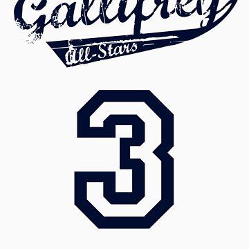 Gallifrey All-Stars: Three (alt) by twig3721