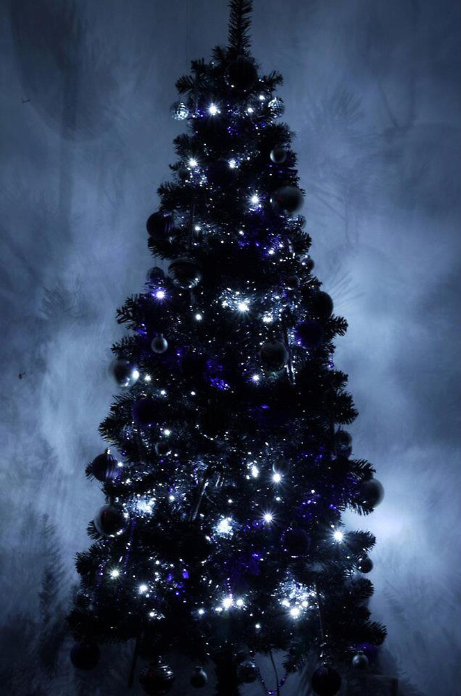 Christmas Tree 1 by feistyfotos