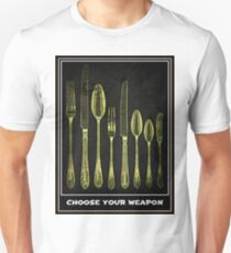 Arm for the Plate T-Shirt
