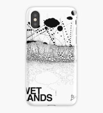 Wetlands (originally created for Bladensburg State Park, 2015) iPhone Case/Skin