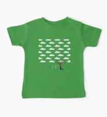 Little Fluffy Clouds Kids Clothes