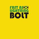 Fast As Lightning Bolt by Matt Burgess